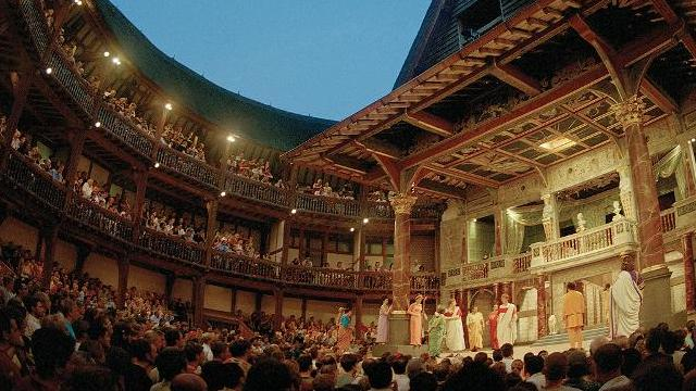 Elizabethan Times Amp Globe Theatre William Shakespeare